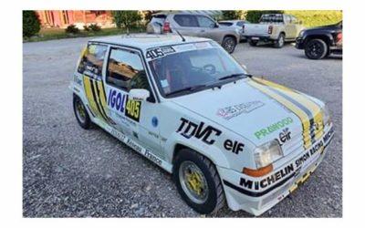 72ème Rallye Mont-Blanc 2020