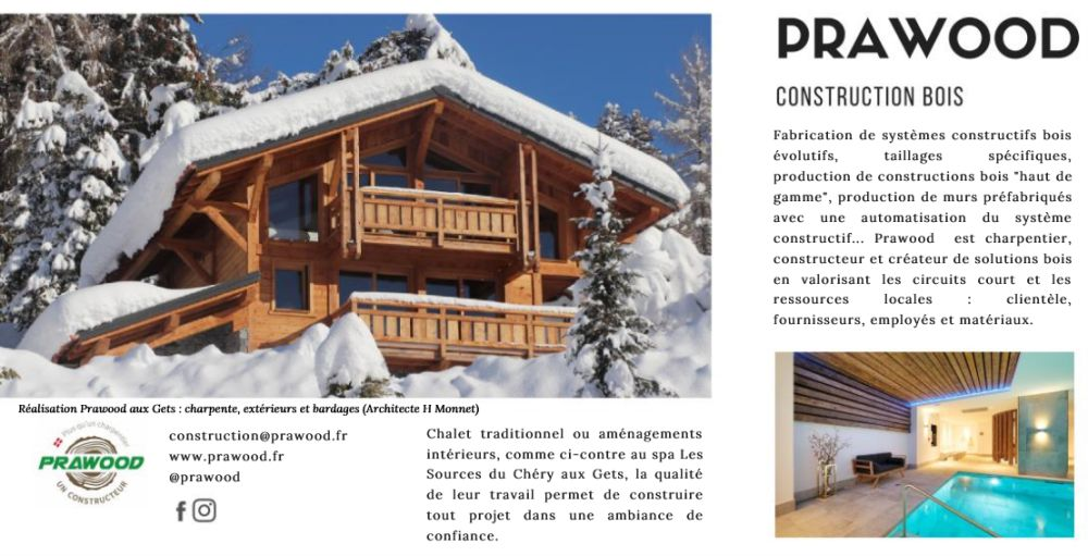 Article Prawood LE MAG