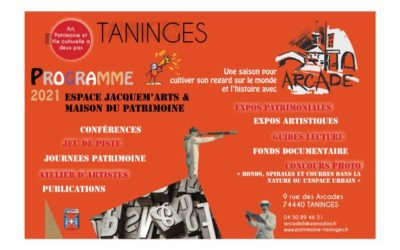 SPONSORING Association « ARCADE »- Taninges